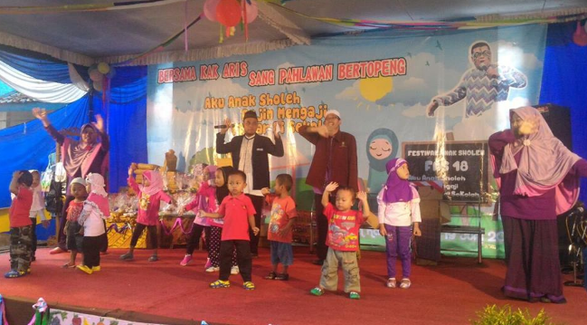 Festival Anak Sholeh Se-Gunungkidul