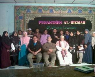 Kunjungan dari Mahasiswa Malaysia