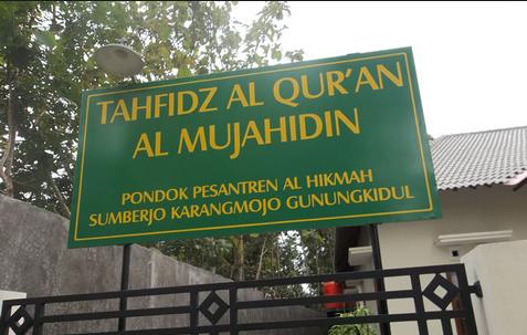 Peresmian Rumah Tahfidz Al-Qur'an